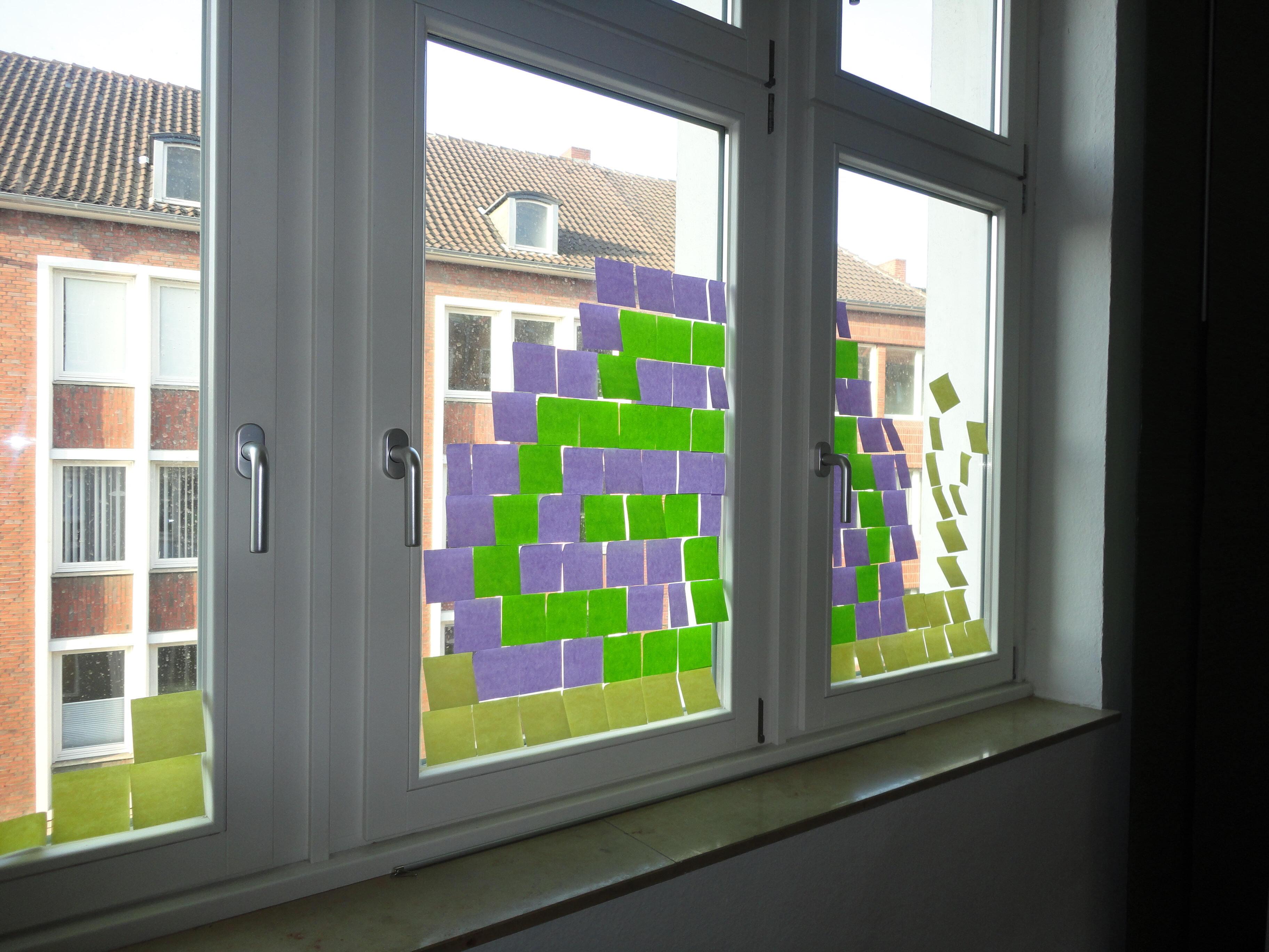 Schneckenfenster
