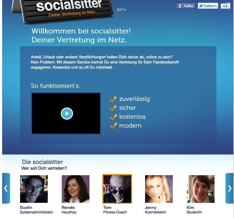 In Welchem Socialsitter Findest Du Dich Wieder?!