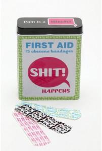 Notfallkit für erste Hilfe bei Shitstorms. Quelle: http://pinterest.com/pin/53761789272491770/