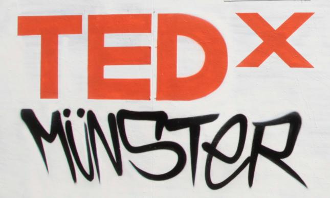 TEDxMünster: Nicht Die Größten, Aber Defintiv Die Coolsten!