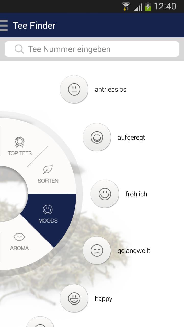 TeeGschwendner bringt vielseitige Smartphone-App für mobile Tee-Liebhaber