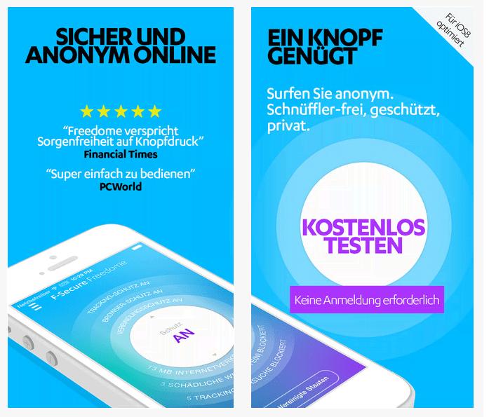 Sicheres Mobiles Surfen – Verschlüsselungs Apps Wie Freedome Machen Es Möglich