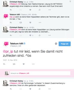 Kundendialog Deutsche Telekom