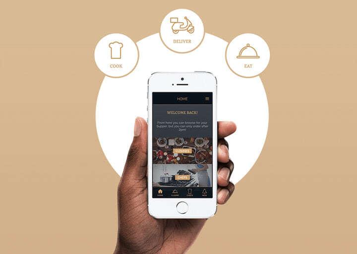 Supper: Das Uber Für Gutes Essen Aus Der Nachbarschaft
