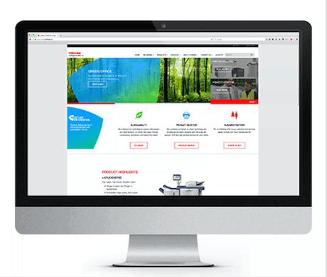 Kontrast Zeigt Toshiba Tec Online Auf Modernstem Stand