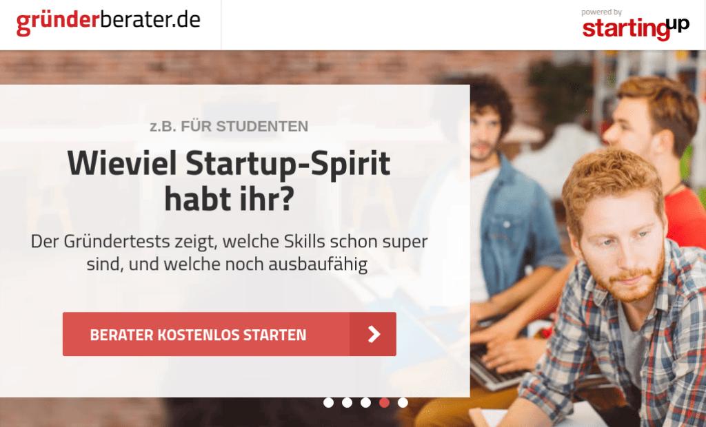 Creativestyle Realisiert Gründerberater.de