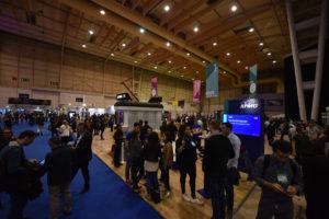 Es bleibt eine Messehalle trotz Lissaboner Wahrzeichen