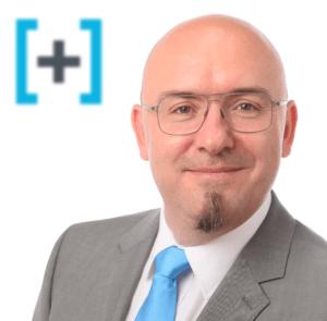 Geschäftsführer der neuen Pluswerk Consulting GmbH: Patrick Lobacher (c) Pluswerk AG