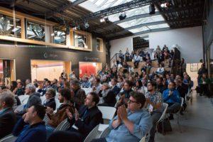 UBX Konferenz 2016 (c) Virtual Identity AG