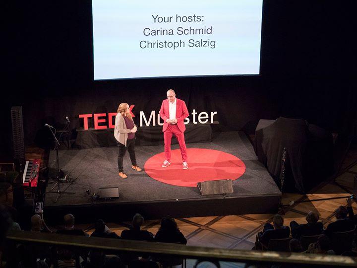 Welchen Stellenwert Haben Ideenkonferenzen Wie TEDxMünster?