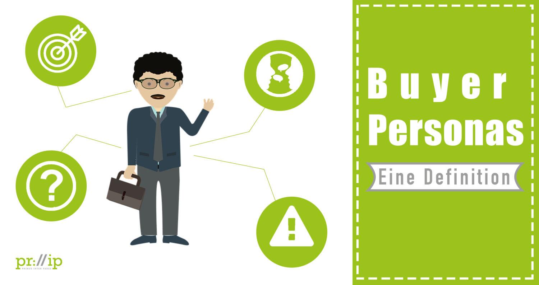 Was Sind Buyer Personas? 4 Fragen, 4 Antworten