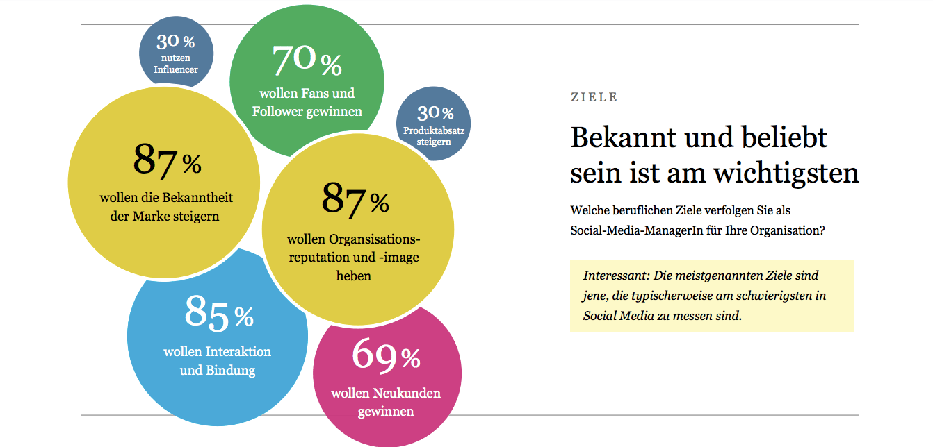 Social-Media-ManagerInnen Unter Der Lupe