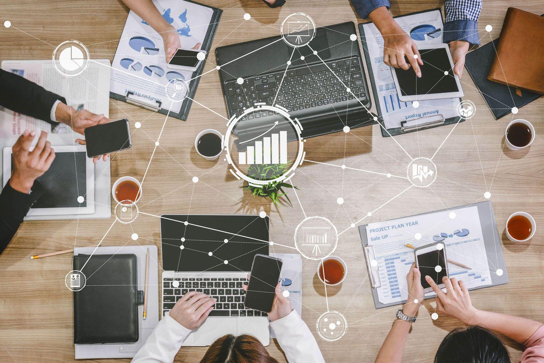 Dank Marketing Hub Den Überblick Im Marketing-Dschungel Behalten