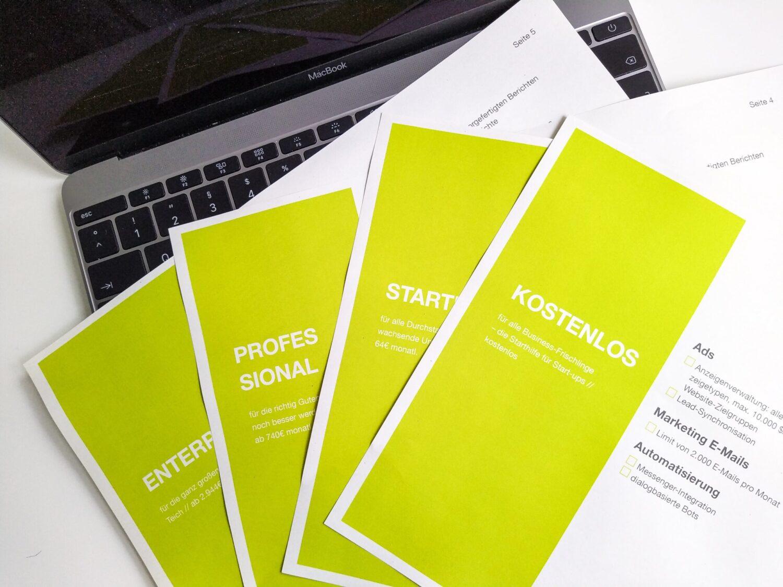 Hilfe Im HubSpot-Pakete-Dschungel: Welcher Marketing Hub Passt Zu Meinem Unternehmen?
