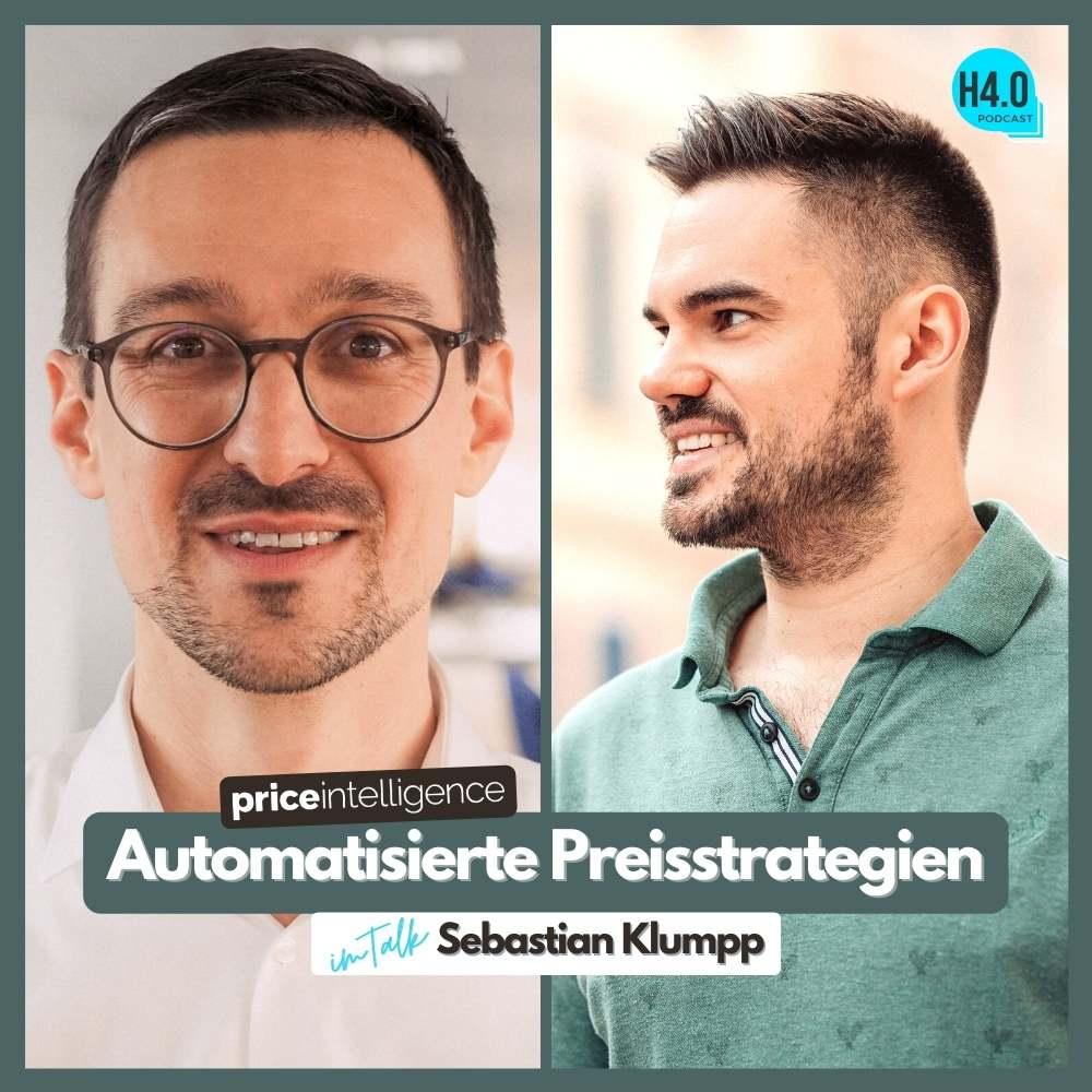 Sebastian Klumpp Zu Automatisierten Preisstrategien Im Handel 4.0 Podcast